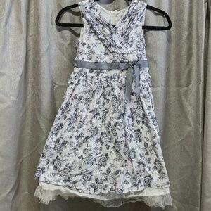 Gorgeous floral Bonnie Jean dress
